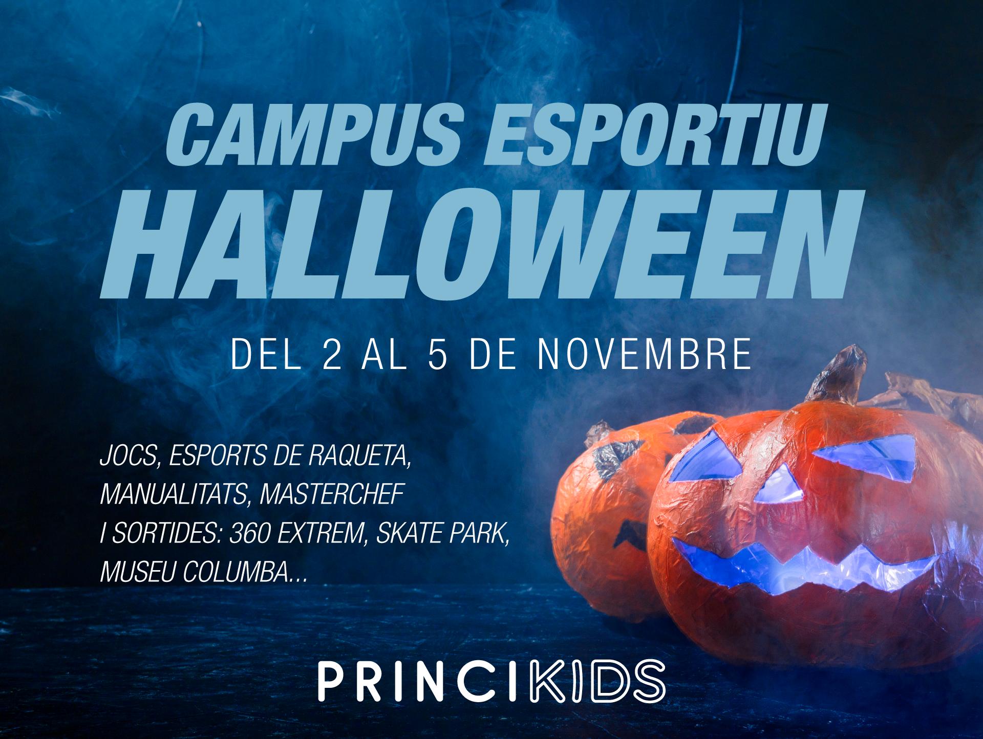 Campus Esportiu de Halloween 2021